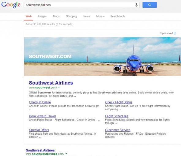 Google banner ads