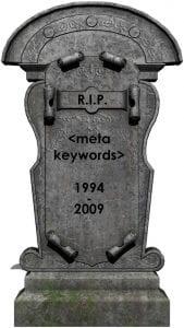 Does Google Read Meta Keywords?