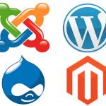 CMS logos