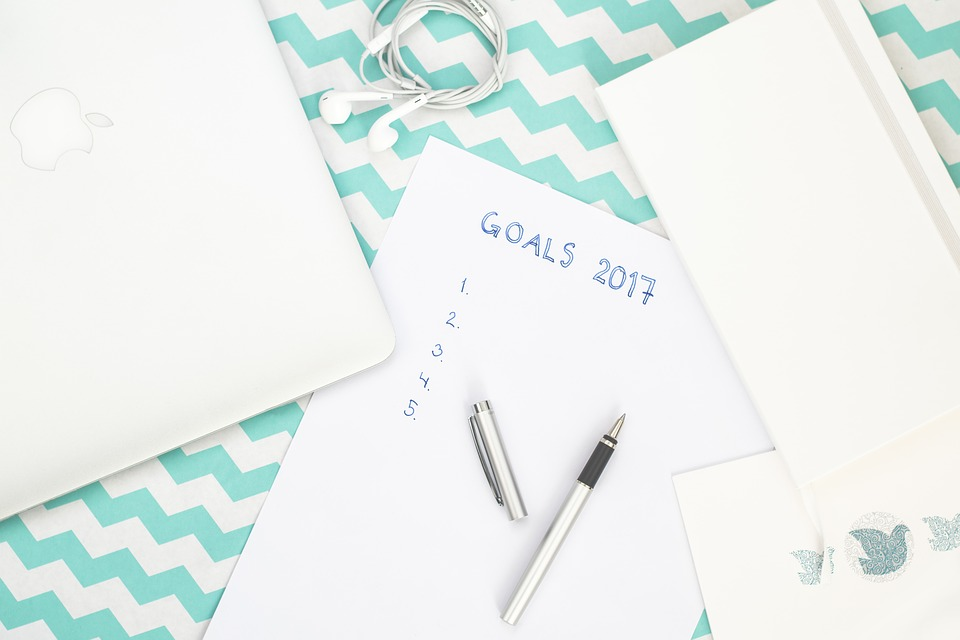 New Years Resolutions for Website
