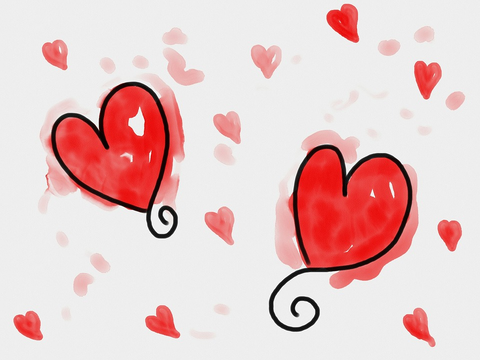 Valentines Day Google Doodle