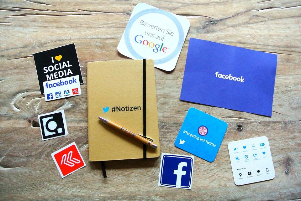 Rebrand Using Social Media