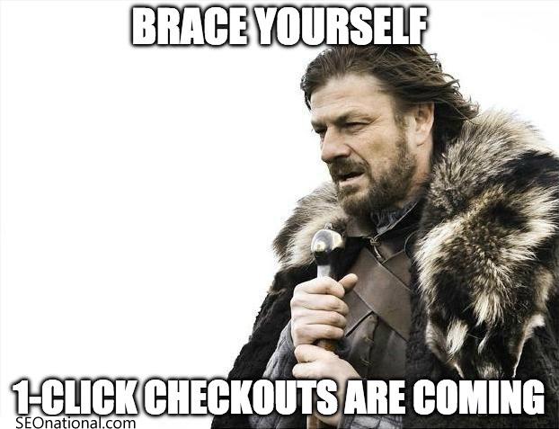 1 click checkout